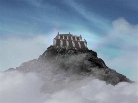 abode mt olympus what or who is olympus in greek mythology quora
