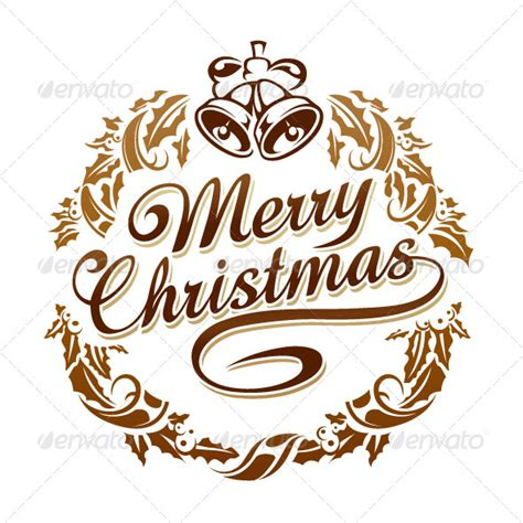 design holiday font 30 creative christmas typography designs for your greeting