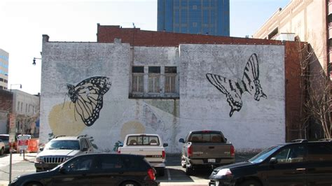murals  downtown  raleigh connoisseur