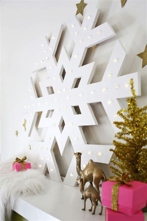 diy winter decorations archives shelterness