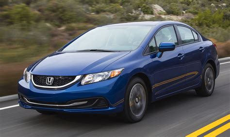 Honda Civic 1 8 At Thn 2015 2015 honda civic test drive review cargurus