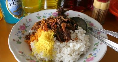cara membuat nasi uduk khas jawa timur resep dan cara membuat nasi krawu gurih dan lezat khas