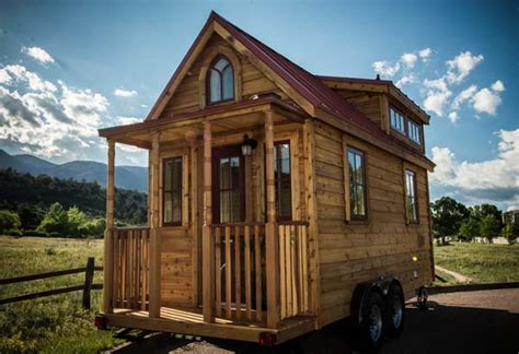 tumblewood tiny homes tumbleweed tiny house company plans redesign