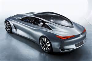 Infiniti Q80 Concept Infiniti Q80 Inspiration Concept Previews Upcoming