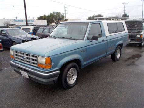 manual cars for sale 1991 ford ranger spare parts catalogs sell used 1991 ford ranger no reserve in orange california united states