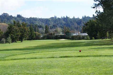 valley gardens golf course in scotts valley