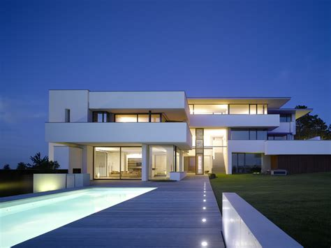 awesome modern houses house am oberen berg by alexander brenner architekten