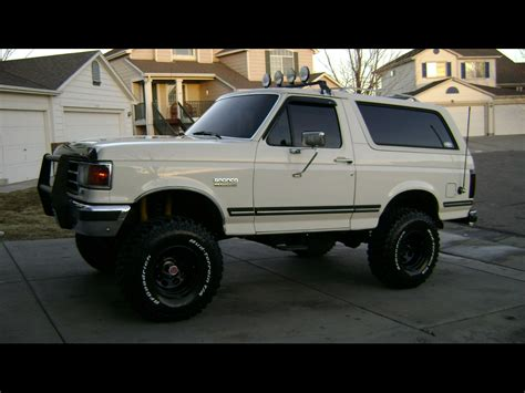 how to work on cars 1988 ford bronco ii parental controls srhngraham 1988 ford bronco specs photos modification info at cardomain