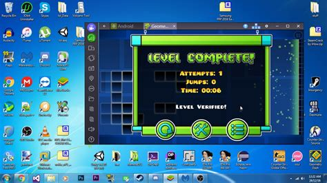 geometry dash full version com geometry dash world full version features test youtube