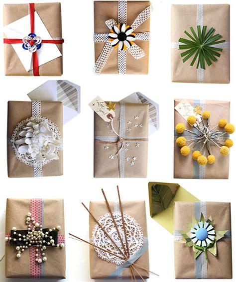 creative gift wrap ideas decoist