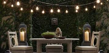 Outdoor Patio Lighting String String Lights Rh