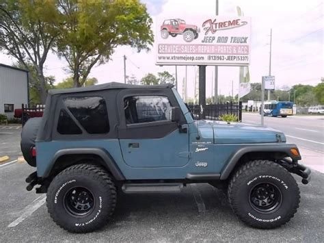 1997 Jeep Wrangler Accessories 17 Best Ideas About 1997 Jeep Wrangler On Jeep
