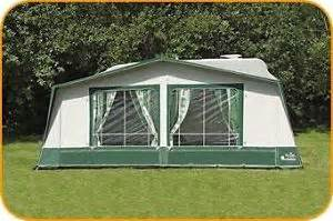 brand new harrison royal caravan awning in burgundy 1000
