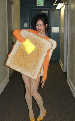 good   pb halloween costume   foodie