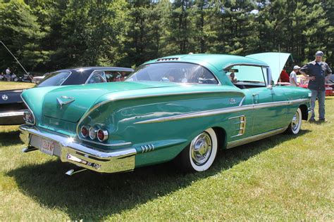 the impala customs 1958 biscayne with impala lights the h a