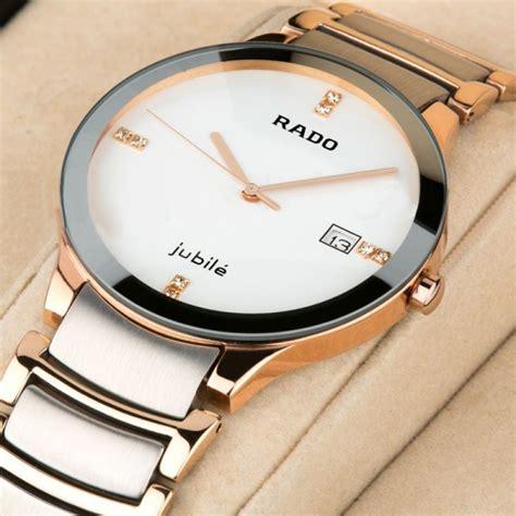Promo Rado Jubile 38mm Rosegold Black Ceramic rado centrix jubile 2015 royal watches