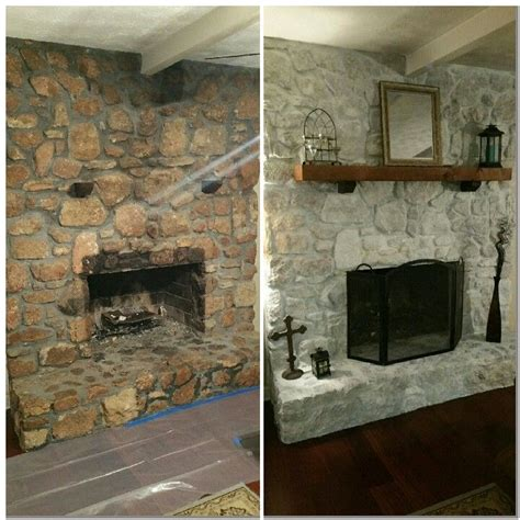 How To Rock A Fireplace by Best 20 Fireplace Makeover Ideas On