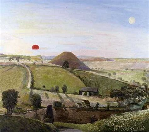 Landscape Artists Uk The David Inshaw Website And On Line Gallery Between