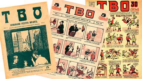 100 anos de tbo 8466660682 lectoralhaken tbo cumple 100 a 241 os