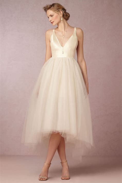 The Most Perfect Wedding Dresses for Summer Brides : Chic