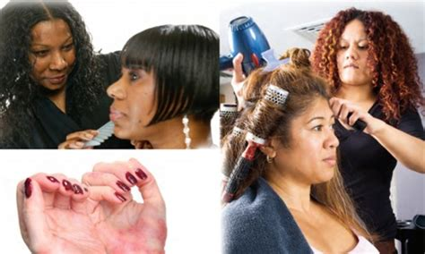dangerous chemical used in hair salons to straighten hair toxic chemicals in salons linked to adverse health effects