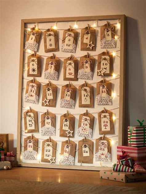 how to make a christmas advent calendar