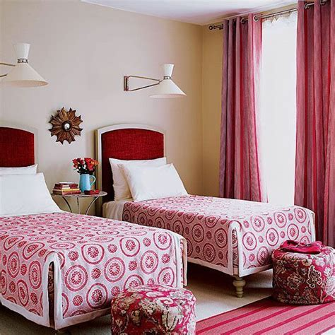 red and pink bedroom pink and red bedroom dwell bedrooms pinterest