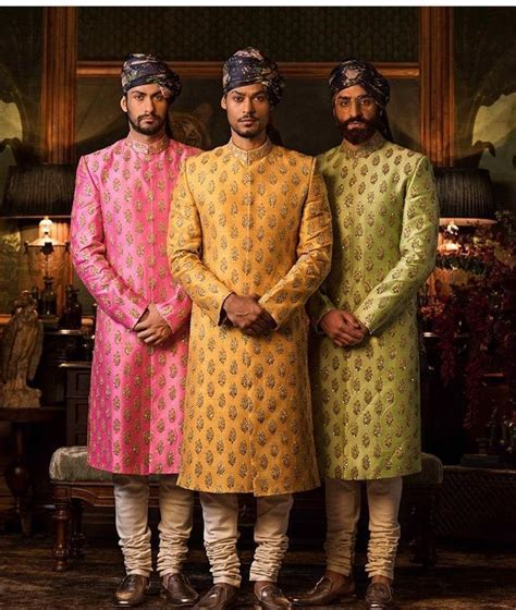 1000  ideas about Sherwani on Pinterest   Indian Groom