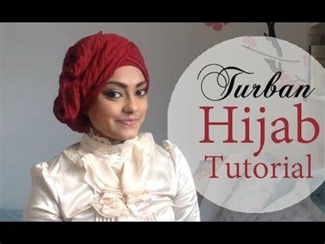tutorial hijab turban satin 1016 best scarves i love them images on pinterest