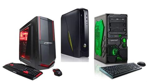 Gaming Desk Tops Top 5 Best Cheap Gaming Computers 500 Heavy