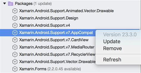 xamarin layout resource could not be found xamarin no resource found that matches the given names