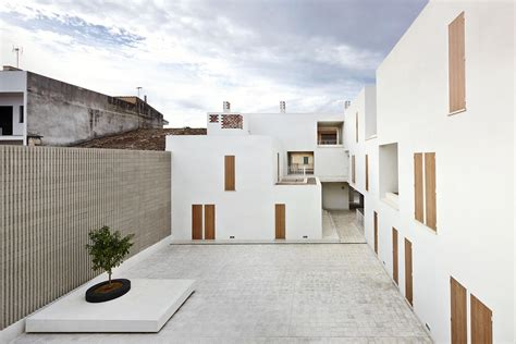 delaware housing social housing in sa pobla ripoll tiz 243 n estudio de arquitectura
