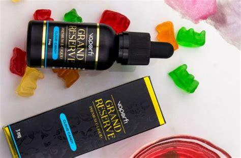 Gummy Go Gummy Gum Liquid Vapor Lab51 Gum Liquid Vapor Vape vaporfi grand reserve e liquid review