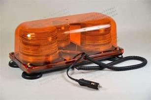 strobe light bar for trucks 12v 24vdc magnetic snow plow warning truck