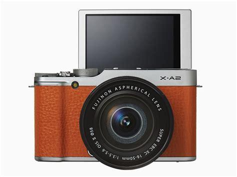 Kamera Fujifilm Ax2 Fujifilm S New Compact Is A Mirrorless Selfie