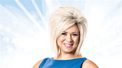 why do you never see theresa caputos mother long island medium theresa caputo talks about her readings