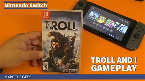 Nintendo Switch Troll And I nintendo switch troll and i gameplay experience