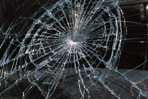 repair glass others cracked glass of car windshield painting cracked
