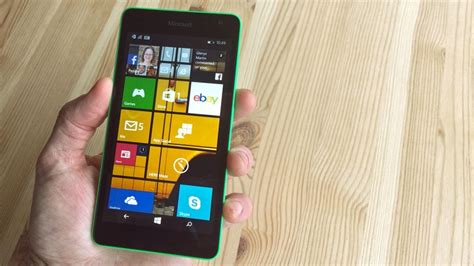 Review Microsoft Lumia 535 microsoft lumia 535 review the 163 100 smartphone that s better than the lumia 530 but still