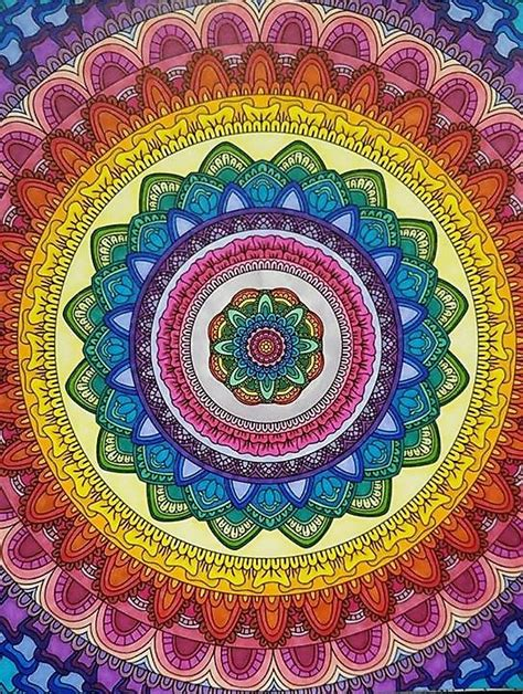 mandala meaning of colors introducing mandalas to color
