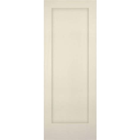room doors home depot builder s choice 32 in x 80 in 1 panel shaker solid primed pine single prehung interior