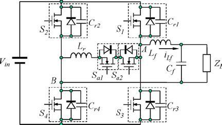 single phase pwm inverter circuit diagram single phase pwm inverter circuit diagram circuit and