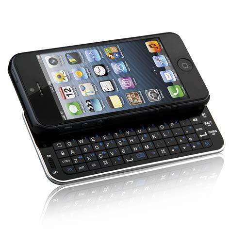 naztech  slideout keyboard  apple iphone  black