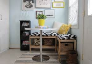 Kitchen Nook Ikea 5 Tips For Creating A Multi Purpose Room Little House