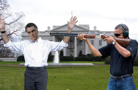 Obama Shooting Meme - image 492188 obama skeet shooting photo know your meme