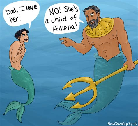 the of sobek a disney pjato and the mermaid crossover by missyserendipity