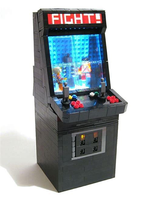 arcade console lego arcade console select start arcade console lego