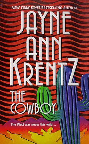 Novel Talents Jayne Krentz Harlequin the cowboy jayne krentz