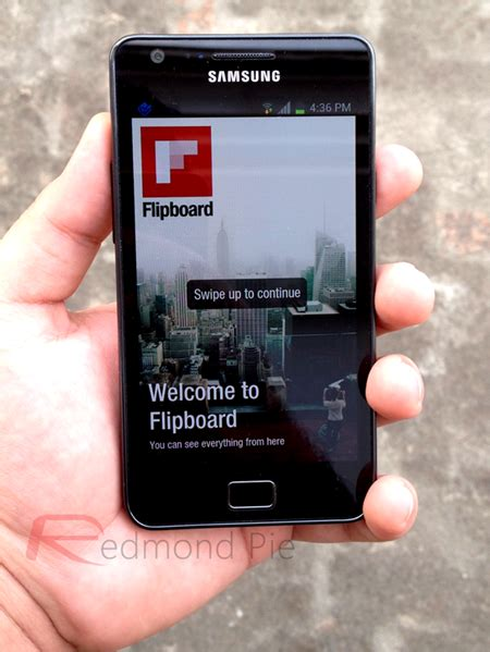flipboard android flipboard for android leaks out available for all devices redmond pie