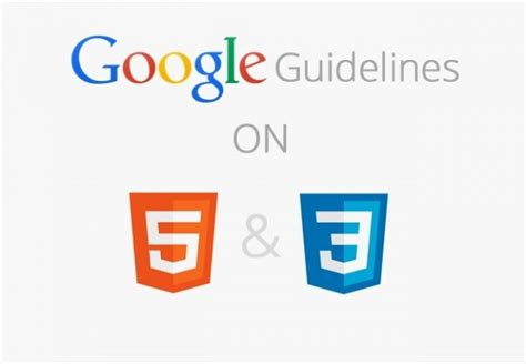 css layout guidelines google guidelines for html css netgains